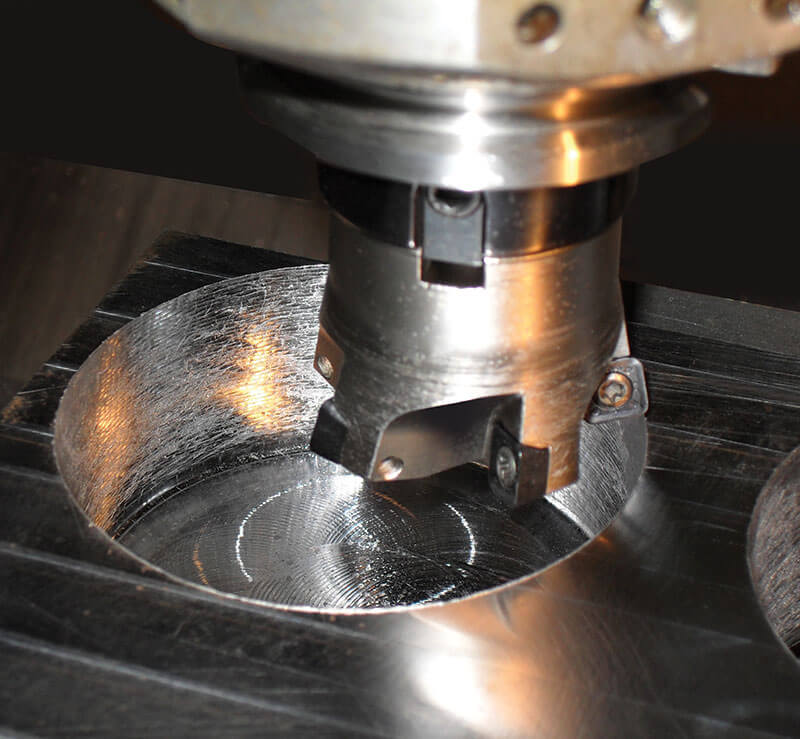 Helical interpolation for larger-diameter hole making