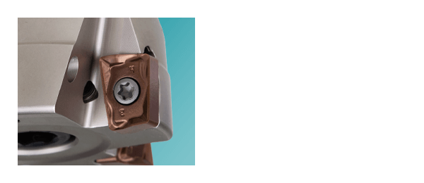 Square shoulder end mills and shell mills