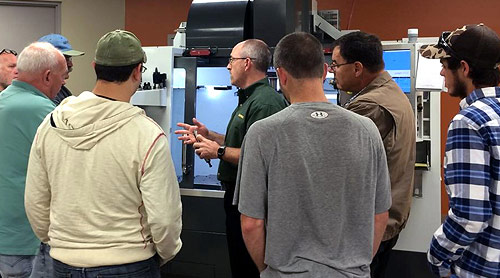 Milling training classes