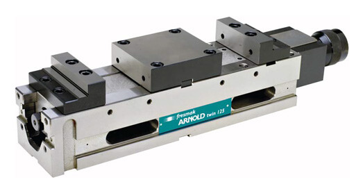 Arnold Twin Workholding Vise