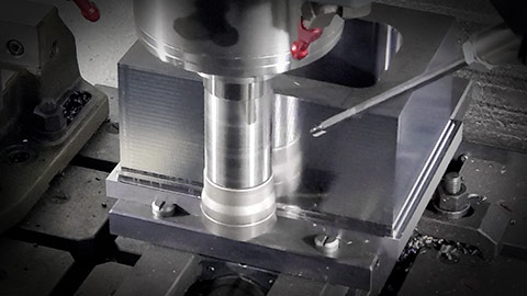 Long-Reach Profile Milling