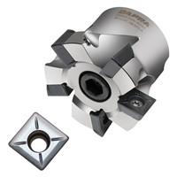 Sq Shoulder Mill Cutter R390-080Q27-17H